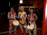 African drumming performances Perth