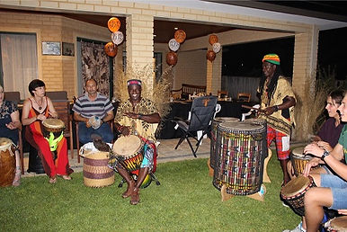 African themed parties