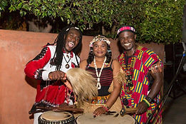 African drumming and dance performances Perth