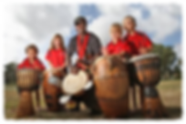 African drumming for children Perth