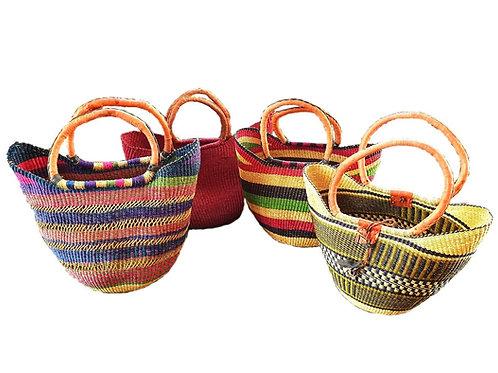 Bolga Basket - Upright Shopper