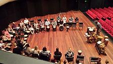 African drumming corporate team building workshops Perth