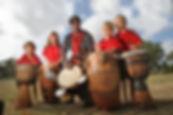 Community drumming workshops Perth