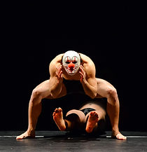 NoGravity, Pellisari, Baroque Theatre, Illusion Dance, Aerial dance, Physical Theatre, Comix