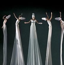 NoGravity, Pellisari, Baroque Theatre, Illusion Dance, Aerial dance, Aria, Leonardo