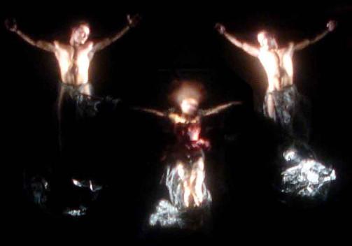 CROCIFISSIONE 2005