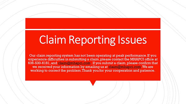 Claim Reporting Issues.jpg