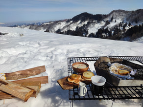 Maple Syrup Making in Matsudai