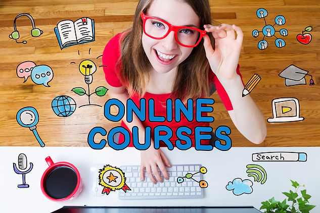 Online Online Classes Online Courses Workshops Seminars Webinars Onlie Learning E-Learning LIVE Recorded Sessions