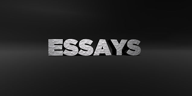 Essays and College Essays