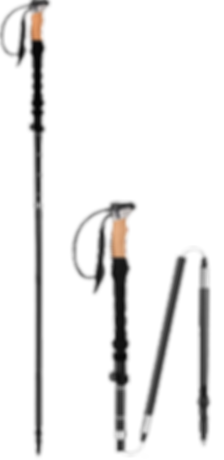 Trekking Poles for Hiking