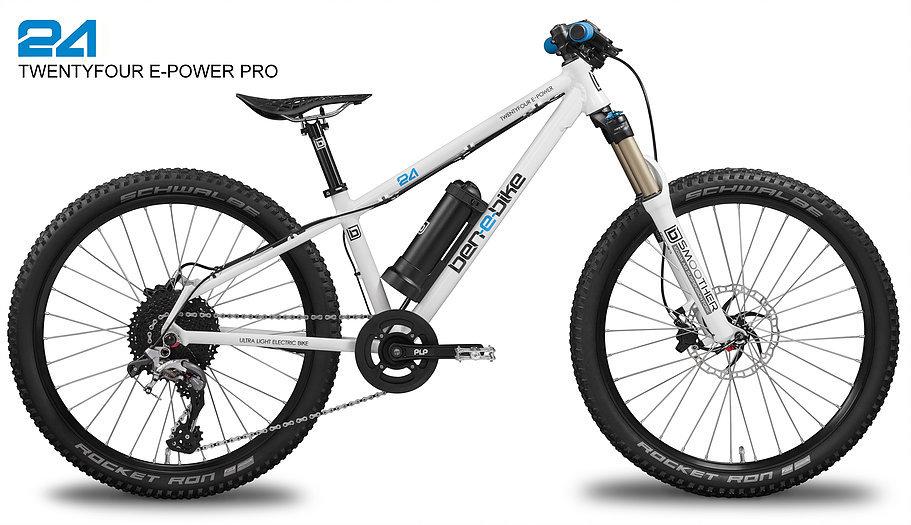 TWENTYFOUR E-POWER AIR, Kinder-E-Bike, Pedelec for kids