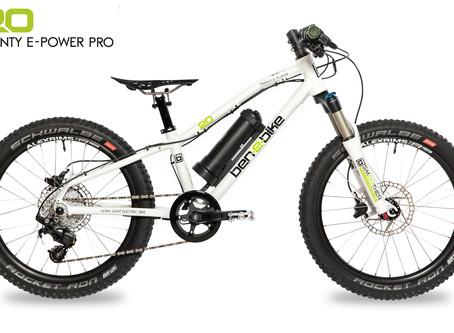 Ein neues Pro-Modell - das TWENTY E-POWER PRO