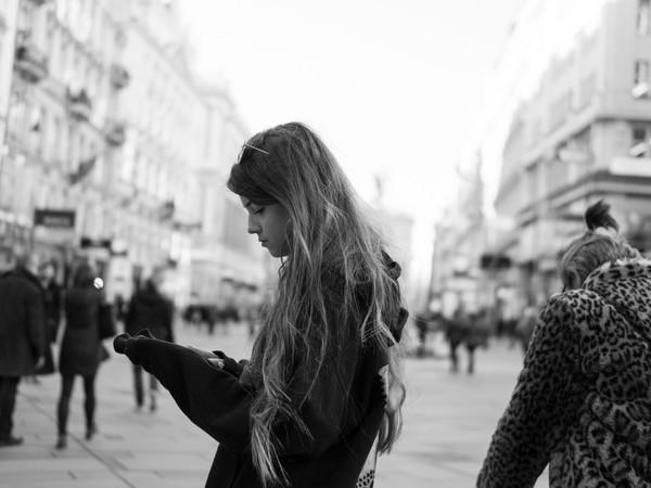 Streetfotografie in Wien 1 Tag, 1 Kamera, 1 Objektiv