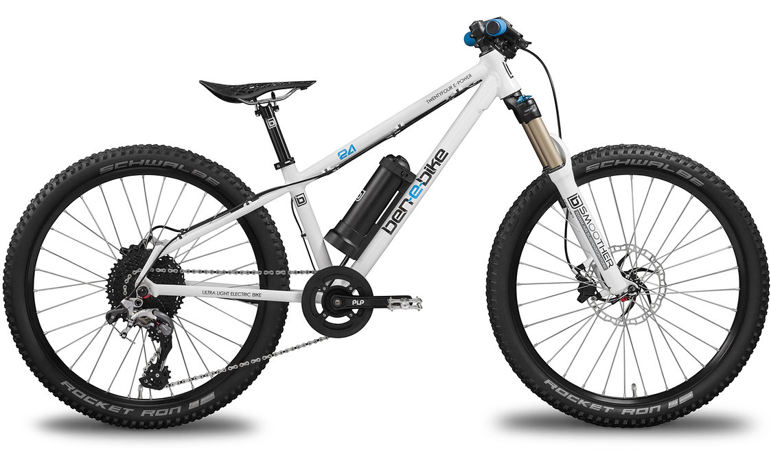 BEN-E-BIKE TWENTYFOUR E-POWER AIR
