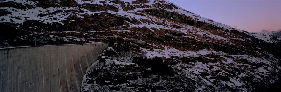 Zerfreila Staudamm analog 6x17