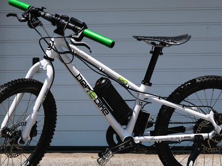"""Zu Verkaufen: 20"""" Ben-e-bike in top Zustand, ultra light 10kg"""
