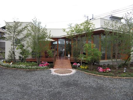 イヤシロチ施工・長野県佐久市・炭素埋設の一例