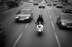 Moped_BW