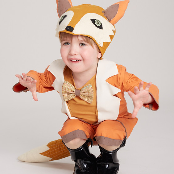 SOLD OUT! Halloween Funky Frights (Age 2 - 4.5 years old)