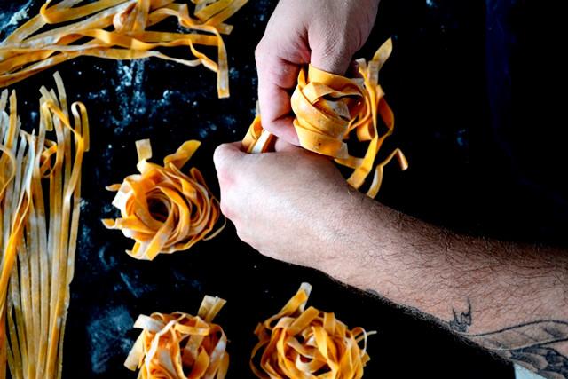 Tagliatelle | Blog Chef Juliano Albano