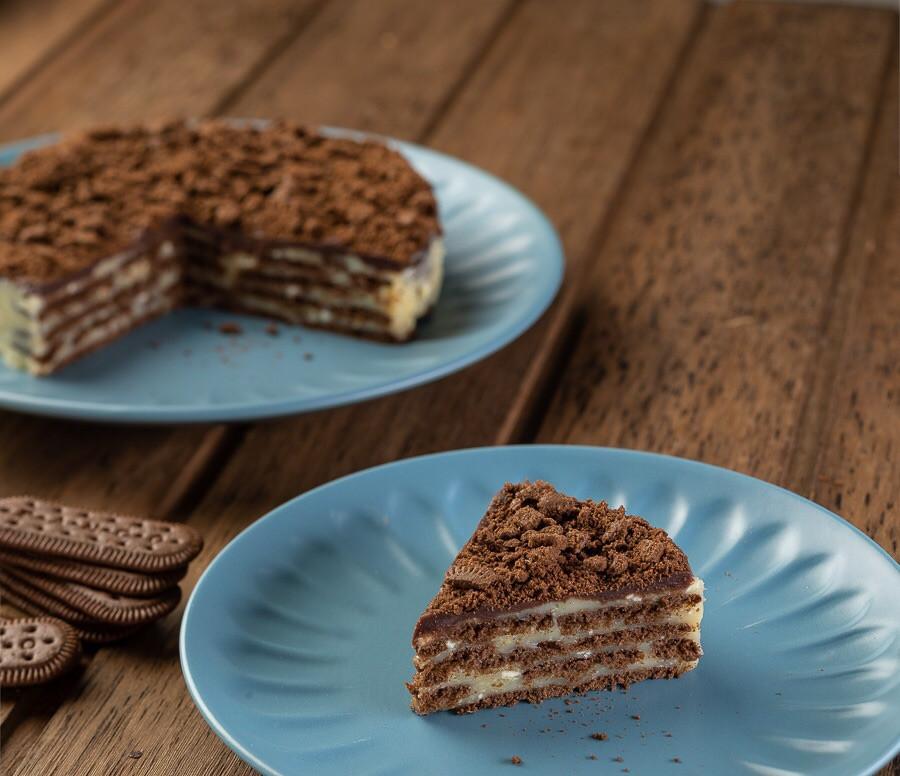Palha italiana de ninho trufado | Food Styling e criação de receitas do Chef Juliano Albano