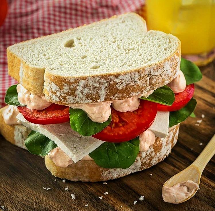 Food Styling Sanduíche