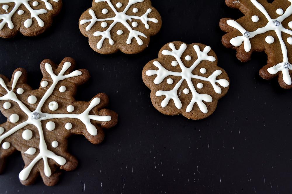 Biscoitos de Gengibre | Blog Chef Juliano Albano