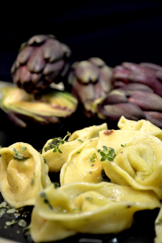 Agnolotti de Alcachofra | Blog Chef Juliano Albano