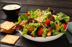 food styling de saladas