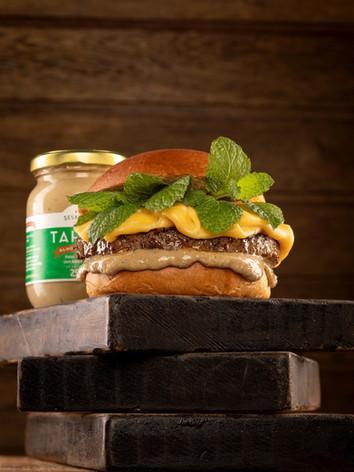 Food Styling - Hambúrger