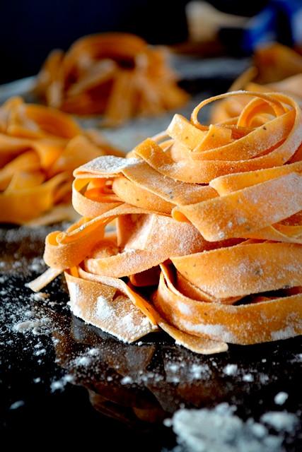 Tagliatelle Bronze | Blog Chef Juliano Albano