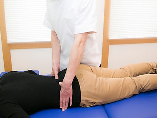 腰痛を治す整体