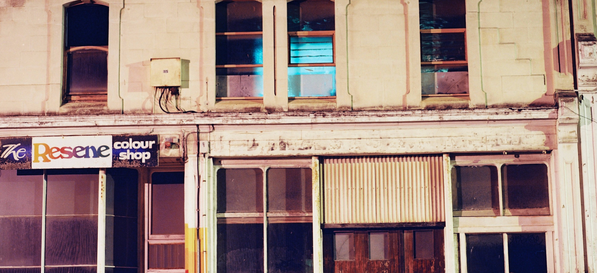 Terraced Shops