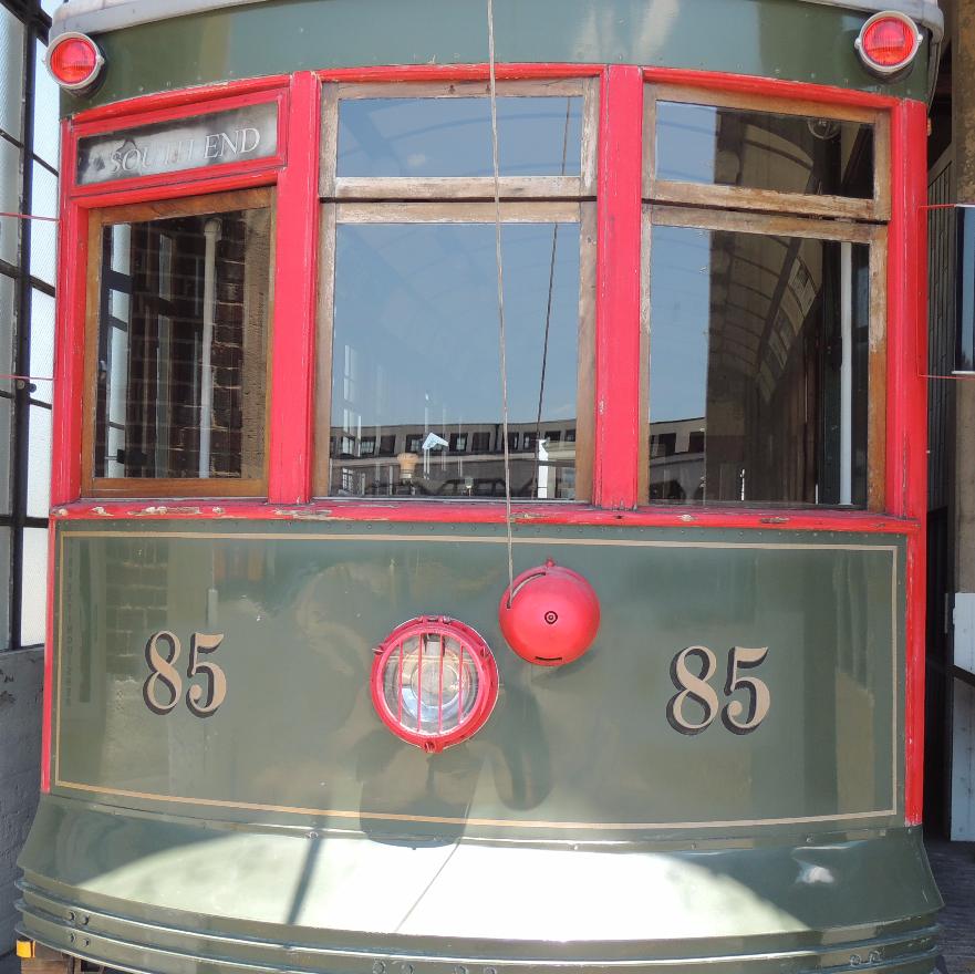 Trolley Car #85