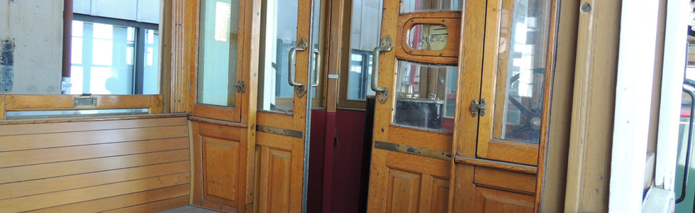 Interior of Trolley Car #1
