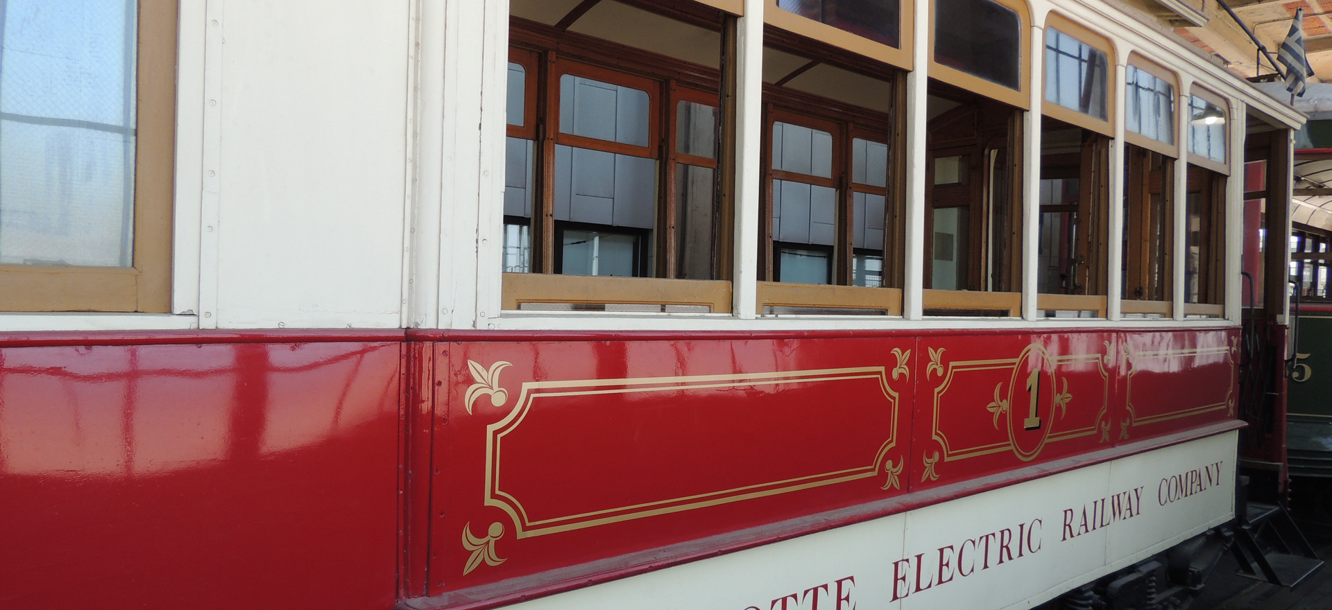 Charlotte Electric Railways #1