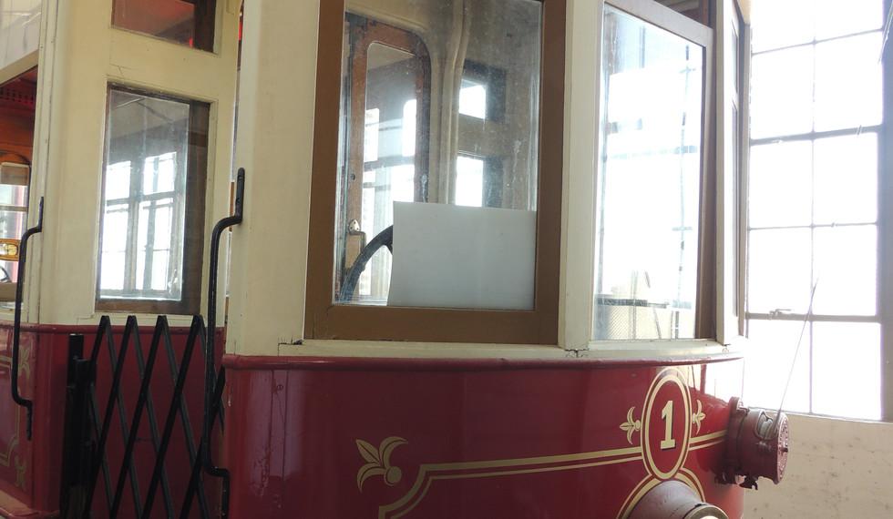 Charlotte Streetcar #1 Cupola