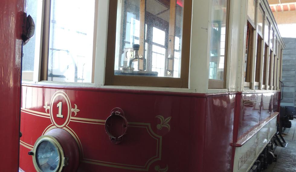 Trolley Car #1 (c. 1903)