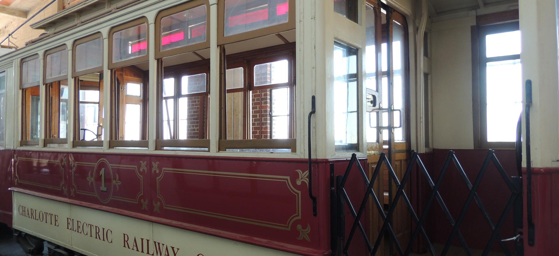Charlotte Electric Railway #1