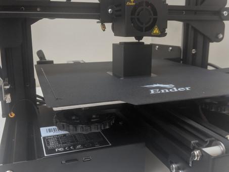 3D printing an ultrasound simulator