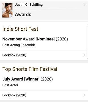 Best Acting Ensemble Nominee