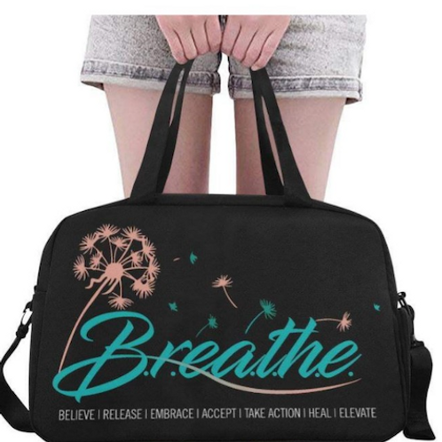 B.R.E.A.T.H.E. Travel Bag