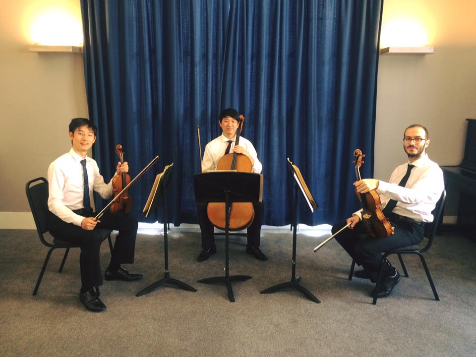 Cross Keys String Trio