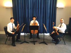 Cross Keys String Trio