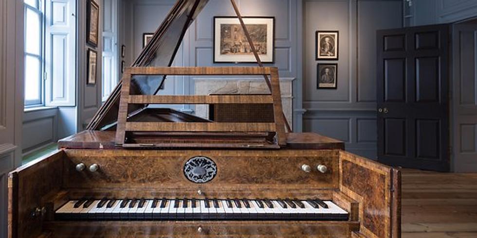 Diphonon Duo Recital in Händel House