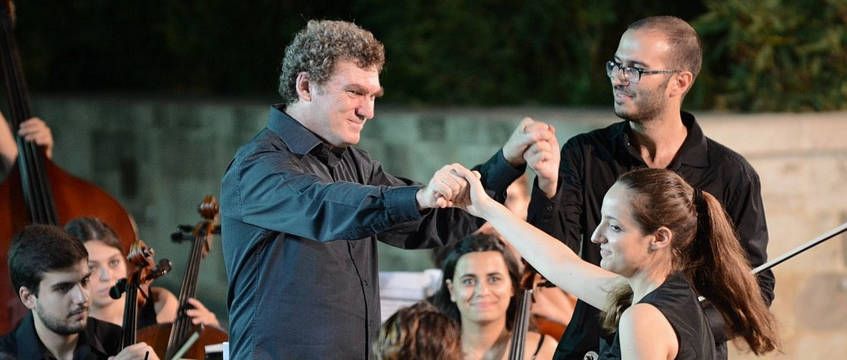 Sinfonia Concertante September 2015