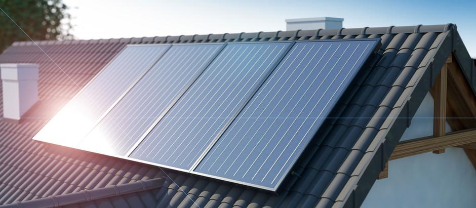 Use solar energy!