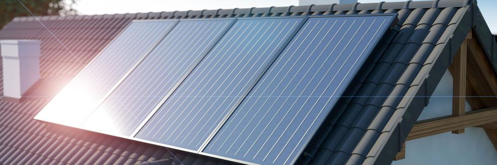 Solar Panels (Solar Panel Structure)