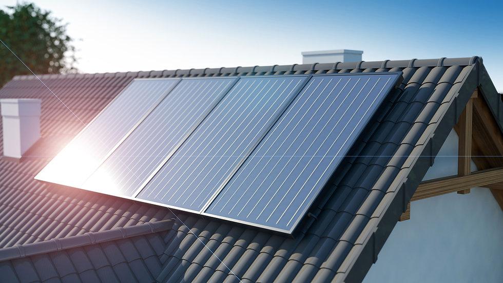JKG 4000W Solar Power System